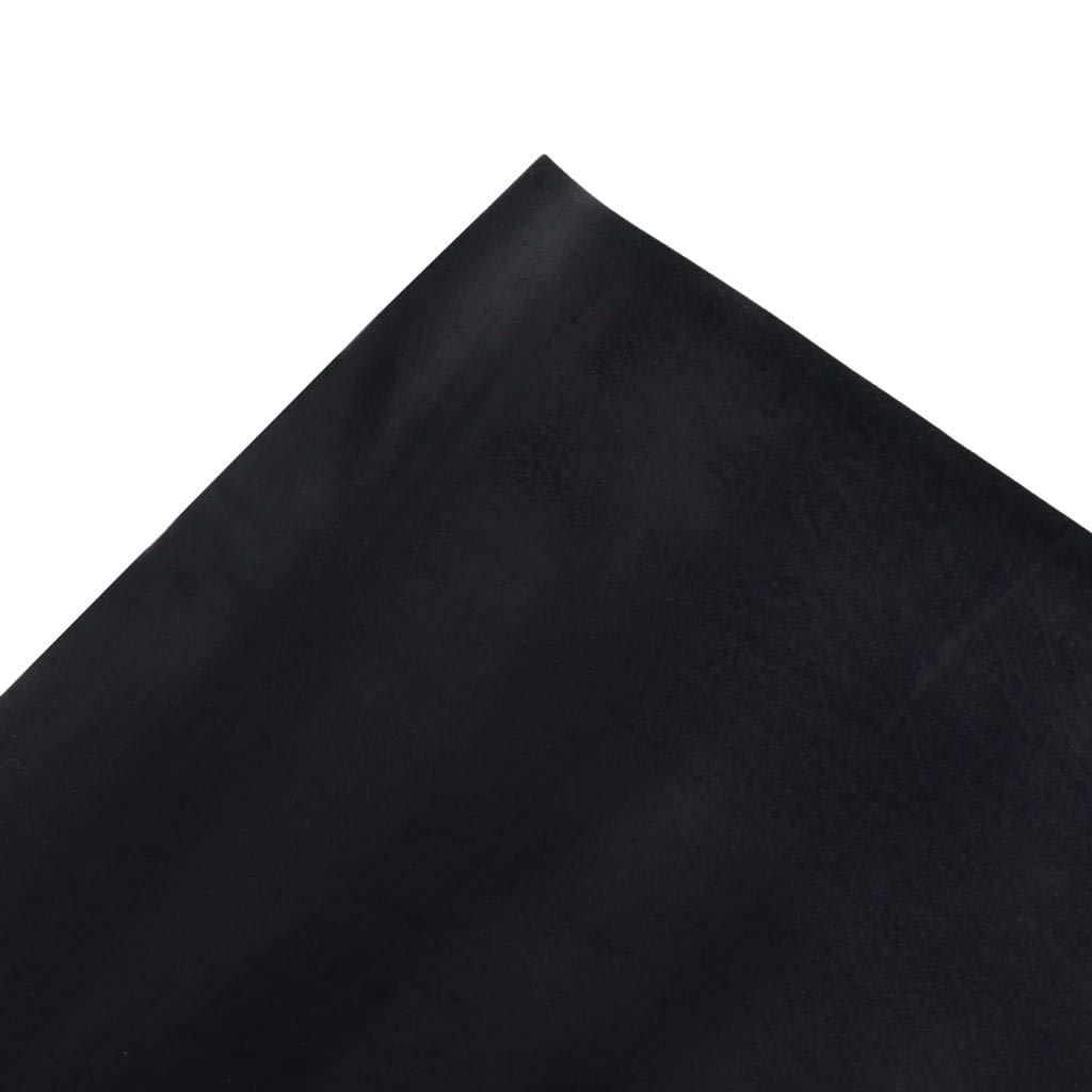 vidaXL Alfombrilla de Goma Antideslizante Modelo Lisa Brico Hogar Garaje Suelo Moquetas Materiales Construcci/ón Duradera Resistente /Útil 1.2x2m 1mm