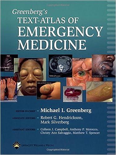 Greenberg's Text-Atlas of Emergency Medicine: 9780781745864