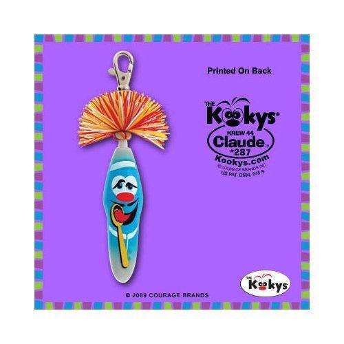 (Kooky Klicker Pen Keychain Krew 44 Claude by Kooky)