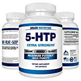 5-HTP 200 mg Supplement – 120 Capsules – Arazo Nutrition Review
