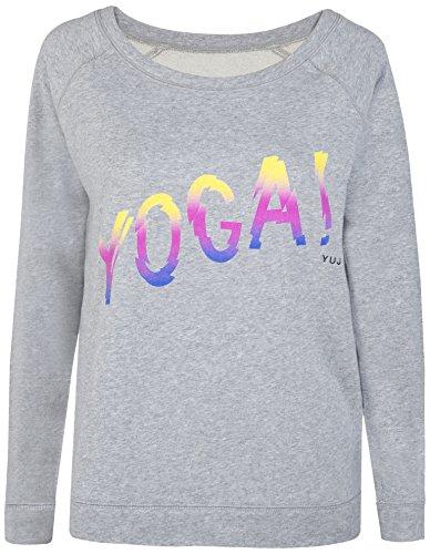 yuj Shaking Yoga–Sudadera Mujer negro