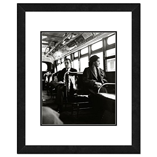 Rosa Parks Photo by Photo File