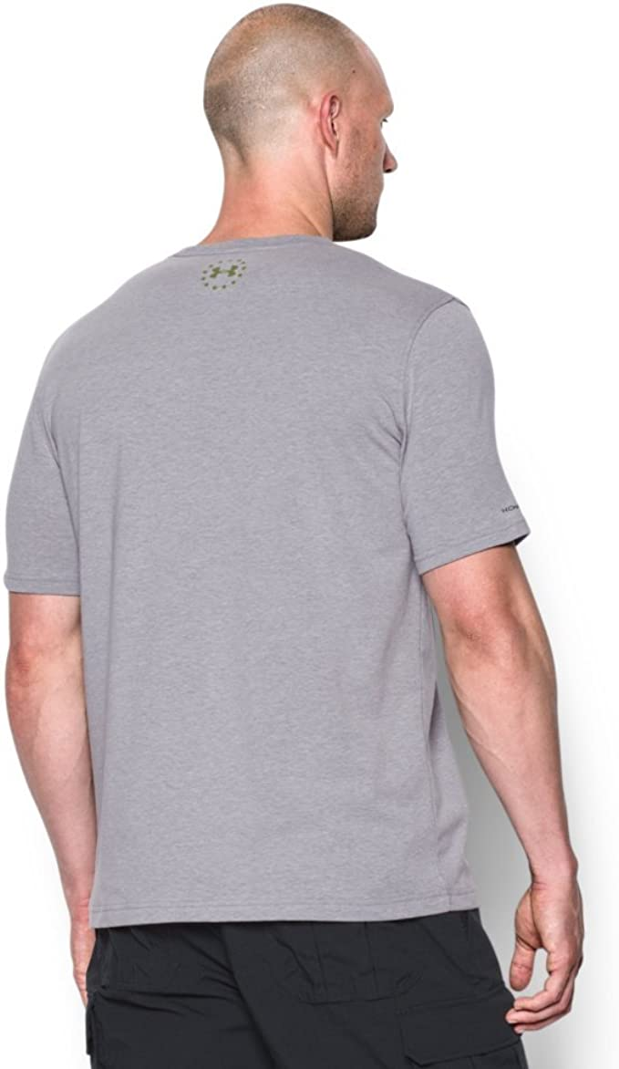 Under Armour Mens Freedom Support The Troops t-Shirt