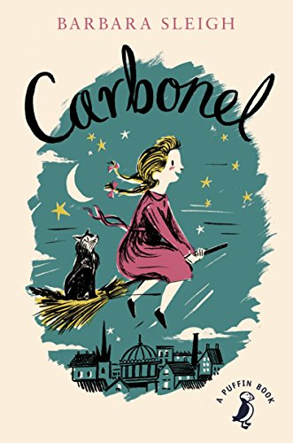 Book cover for Carbonel