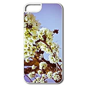 Cute Flowers IPhone 5/5s Case For Couples