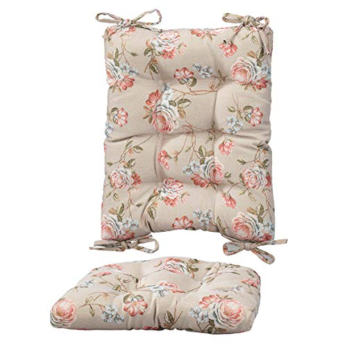 Fox Valley Traders Kimberly Rose Rocker Cushion Set