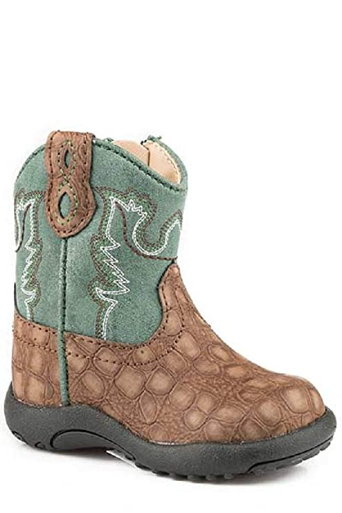 d4ff581c0b2c Image Unavailable. Image not available for. Color  Roper Infant Baby Boys  Girls Size 4 (9-12 Months) Brown ...