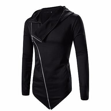 Polyester Venmo Dicken Winterjacke Pullover Winter Zipper Fit Steppjacke Herren Outwear Warme Männer Stehkragen Gesteppt Slim Mantel 4jcRSL5Aq3
