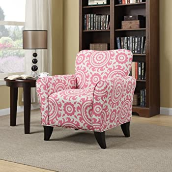 Amazon.com: Chelsea Home Furniture Worcester Accent Chair ...