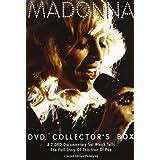 MADONNA - DVD COLLECTORS BOX