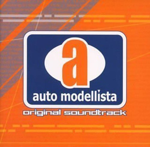 Auto Modellista by Game Music (2002-09-19)
