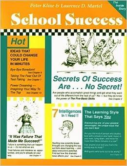 School Success: The Inside Story by Peter Kline (1995-09-01)