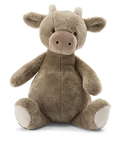 Jellycat Mellymoo Cow, Small, 10 inches