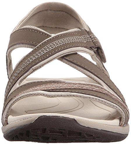 Flat Scholl's Women's Malt Panama Sandal Leather Frappe Taupe Dr ZSCqtZ