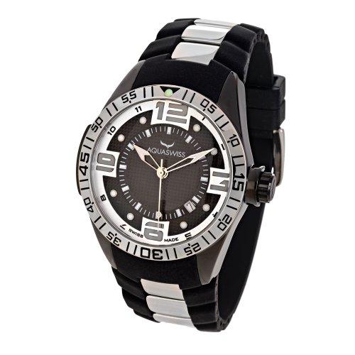 Aquaswiss 80GH078 Trax Man's Modern Large Watch
