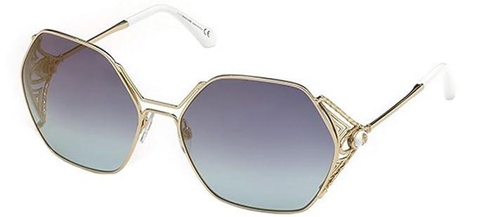 Amazon.com: anteojos de sol Roberto Cavalli RC 1056 ...