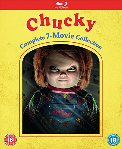 CHUCKY: Complete 7-Movie Collection (Halloween Movies The Complete Collection)