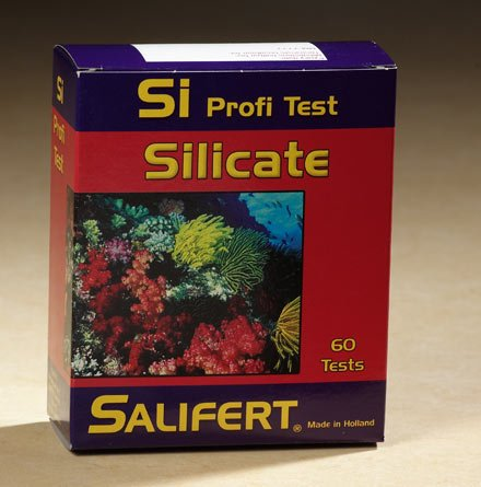 (Salifert Silicate Test Kit)