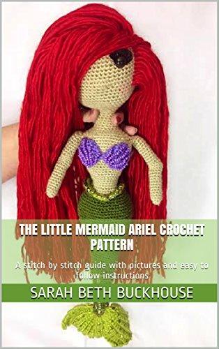 Amazon The Little Mermaid Ariel Crochet Pattern A Stitch By