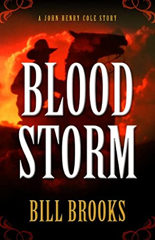 book cover of Blood Storm