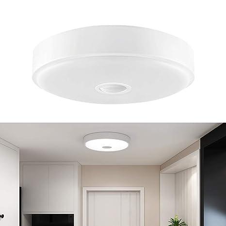 Lixada1 Yeelight AC220-240V 10W 28LED Ceiling Light Sensitive IR Motion Sensor Light Control for