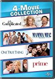 It's Complicated/Mamma Mia! The Movie/One True Thing/Prime 4-Movie Collection