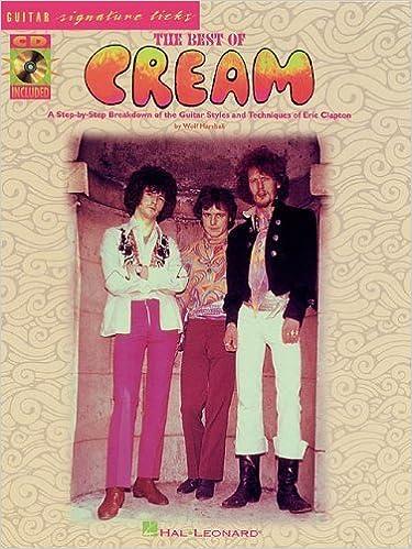 The Best of Cream by Cream (1998-11-01)