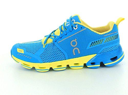 On–Zapatillas de deporte. amarillo
