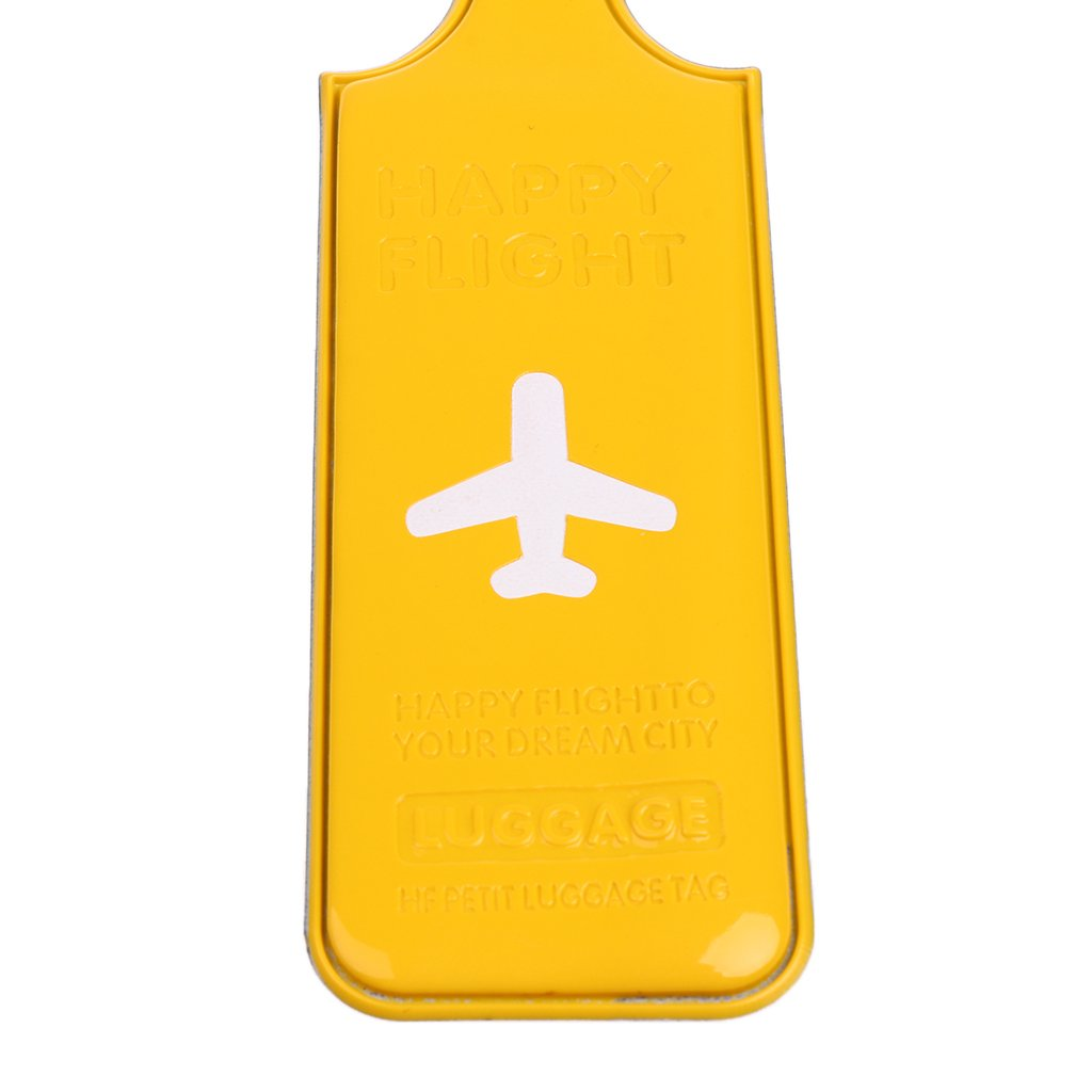 8c2cf5f2bd6b Amazon.com: kesoto Luggage Tags Personalized Suitcase Labels Bag Tag ...