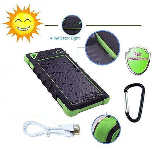 Pocket Power Solar Charger - 6