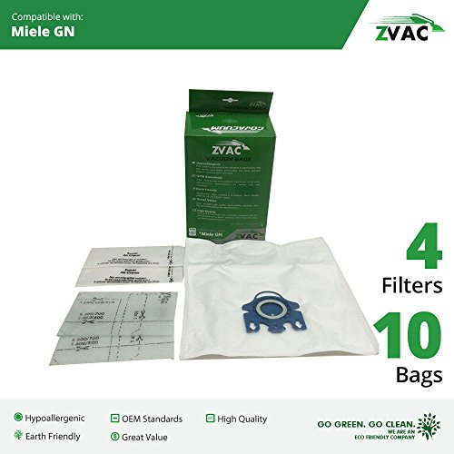 vacuum bags miele gn - 8
