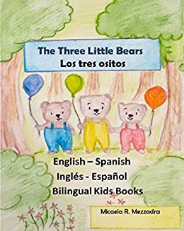 Childrens Book (English - Spanish): The Three Little Bears ...