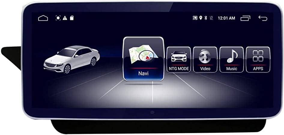 10 25 Zoll Auto Touch Screen Auto Radio Gps Navigation Bluetooth Wifi Head Unit Bildschirm Für Mercedes Benz E Klasse W212 2015 2016 Ntg5 0 System 2 32g Navigation