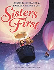 A lovely, lyrical ode to the magic of sisterhood by beloved former first daughters and bestselling authors Jenna Bush Hager and Barbara Pierce Bush.                              A young girl's wish is granted when a new sister arrives....