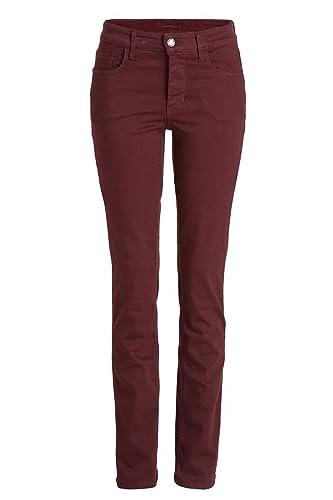 MCA –  Jeans  – Donna rosso W36/32