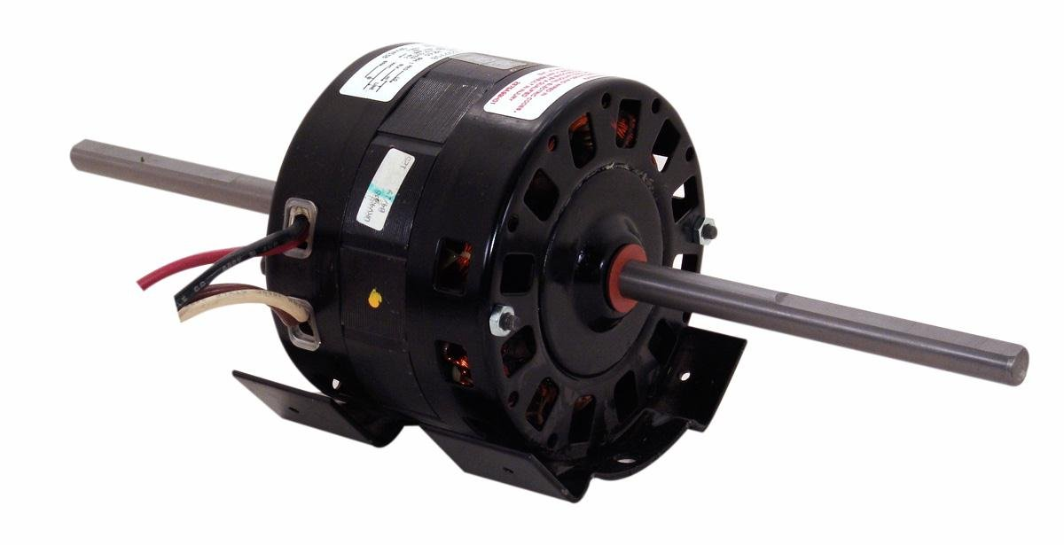 A.O. Smith ORV4538 1/4 HP, 1625 RPM, 2 Speed, 42Y Frame, CWLE Rotation, 1/2-Inch by 5-3/4 by 5-3/4-Inch Shaft OEM Direct Replacement