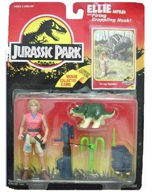 Jurassic Park Series 1 ELLIE SATTLER 5