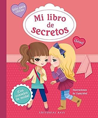 MI LIBRO DE SECRETOS SOLO PARA CHICAS: Candybird ...