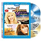 : Hannah Montana: The Movie (Three-Disc Blu-ray/DVD Combo + Digital Copy) [Blu-ray]