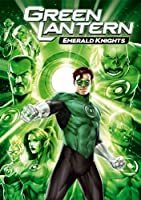 Green Lantern Emerald Knights