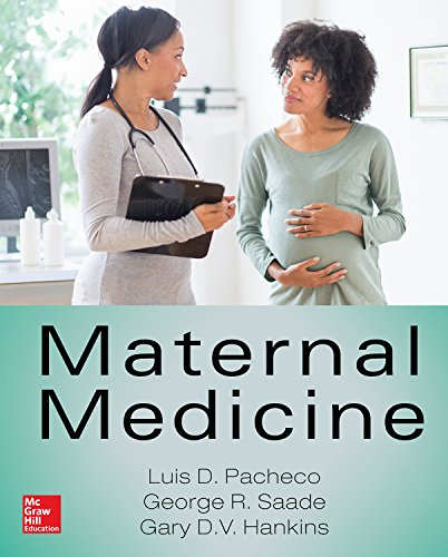 Maternal Medicine Pdf