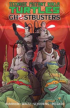 Teenage Mutant Ninja Turtles/Ghostbusters (English Edition)