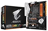 GIGABYTE AORUS GA-AX370-Gaming 5 (AMD Ryzen AM4/X370/RGB FUSION/SMART FAN 5/HDMI/M.2/U.2/USB 3.1 Type-C/ATX/DDR4/Motherboard)