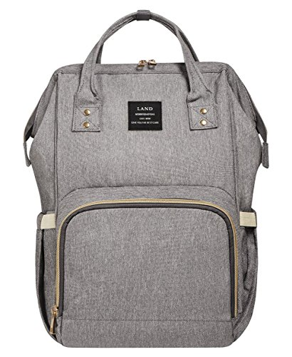 LAND Diaper Bag Backpack for Boys and Girls Maternity for sale  Delivered anywhere in Canada