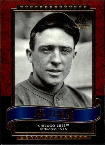 2003 SP Legendary Cuts Baseball Card #66 Joe Tinker Near Mint/Mint ()