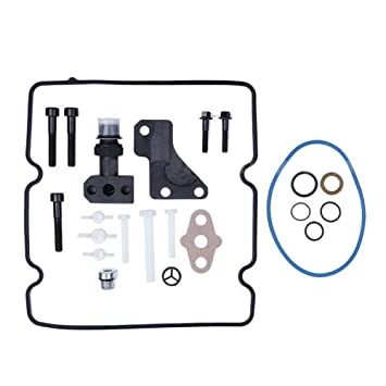 Jahyshow For Ford 6 0l Stc Hpop Fitting Update Kit P N 4c3z 9b246 F