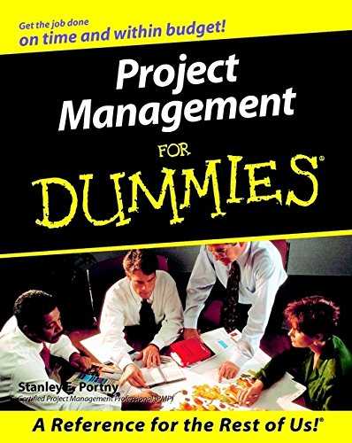 Download Project Management For Dummies (For Dummies (Computer/Tech)) pdf epub