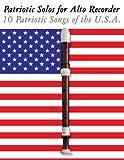 Patriotic Solos for Alto Recorder, Uncle Sam, 1477407197