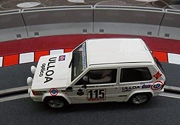 """Scalextric coche Colección Seat Panda """"campeón 1981"""" ..."""