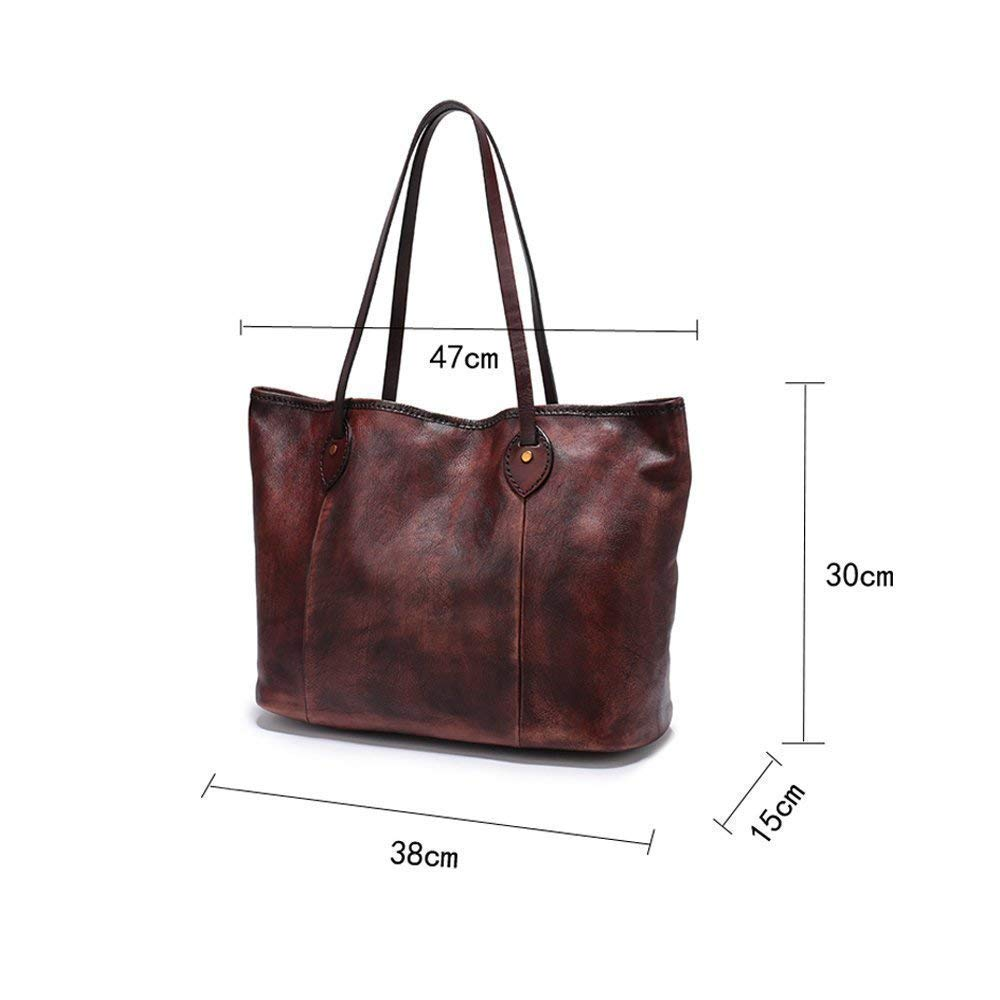 0d1084ff2037 Amazon.com  Leather Tote Bags